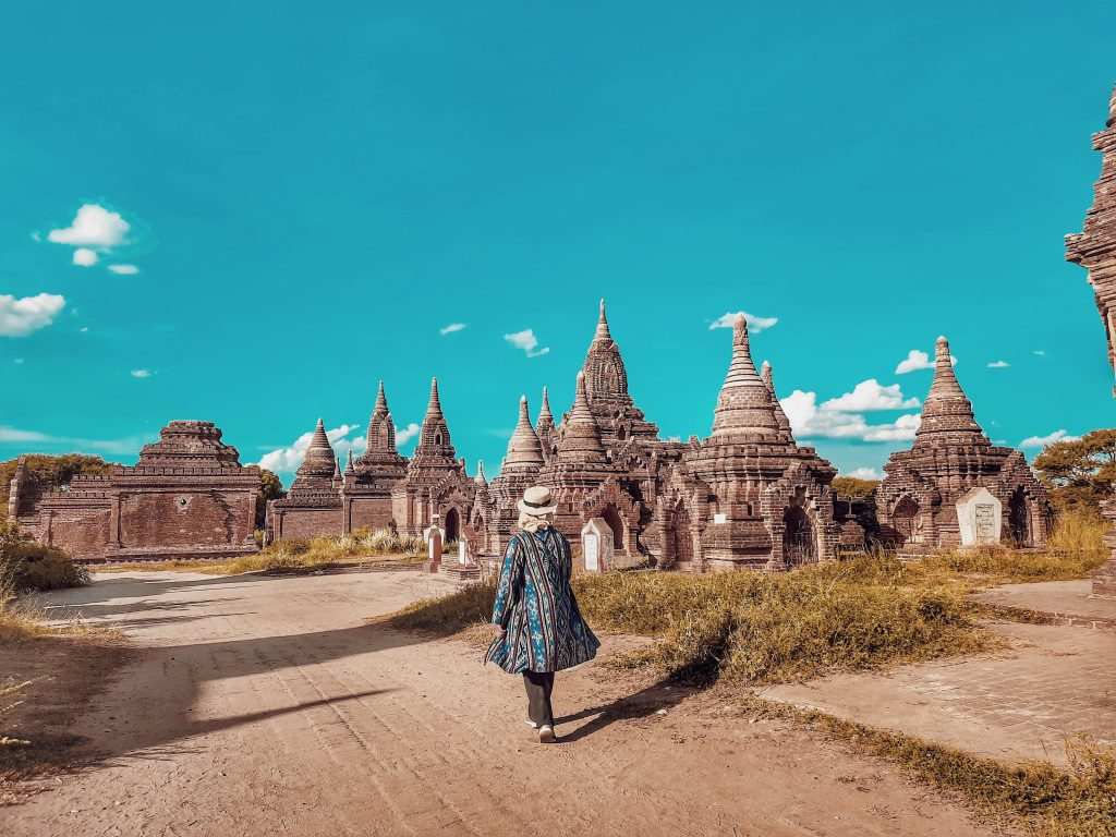 Explore Old Bagan